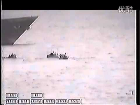 Somali pirates attacked the U.S. cruiser was suffered blow