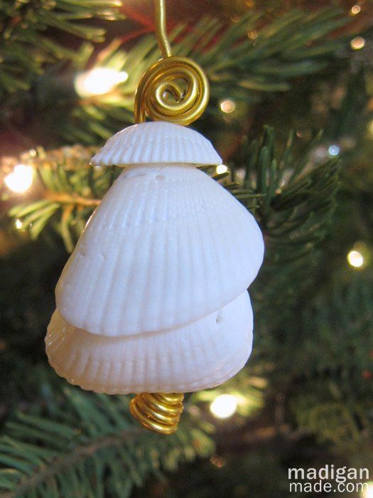 craft ideas using shells ornament idea made with shells sea 3956