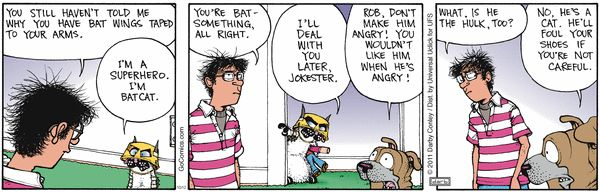 Get Fuzzy on Gocomics.com
