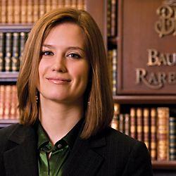 Rebecca Romney - (Pawn Stars - Bauman Rare Books in Las Vegas)