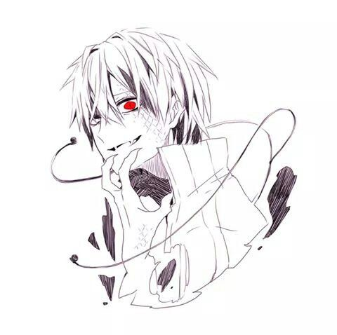 Kagerou Project - Shintarou Kisaragi (如月 伸太郎)