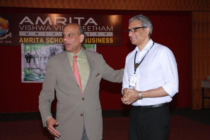 Dr Gurumurthy Kalyanaram, Professor, Director of Faculty Research (NYIT)