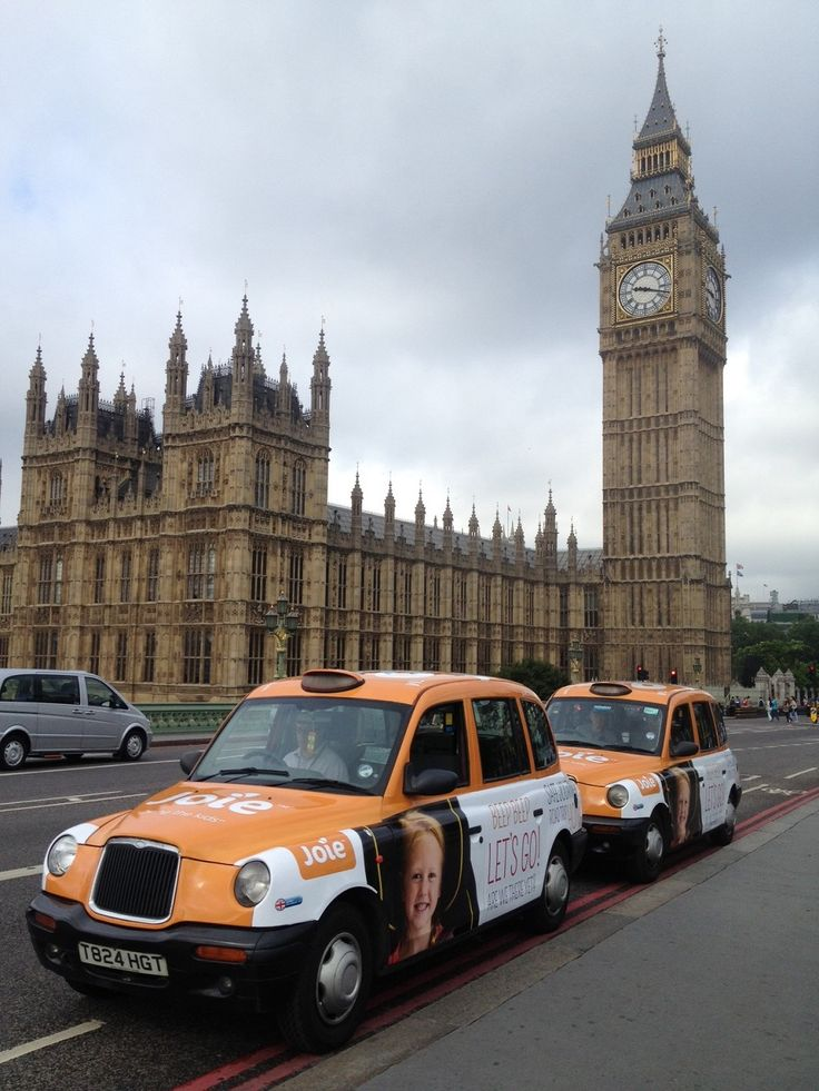 joie baby taxis :)