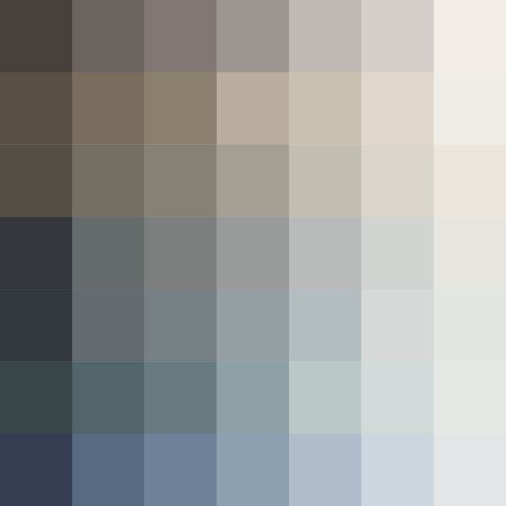 Best 25 couleur gris taupe ideas on pinterest cuisine - Couleur marron taupe ...