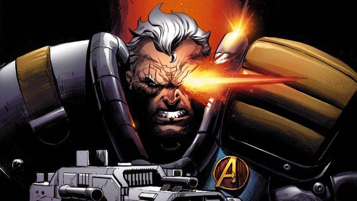 #JoshBrolin si mostra in sala trucco per diventare #Cable in #Deadpool2