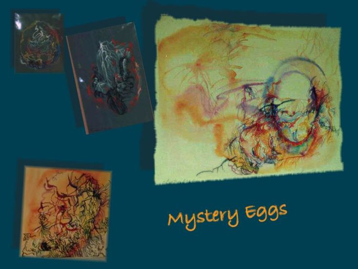 I had a mystery egg period. Everyone liked them.