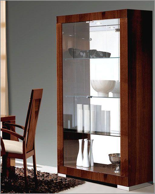 17 mejores ideas sobre comedor de buffet en pinterest - Vitrinas modernas para salon ...