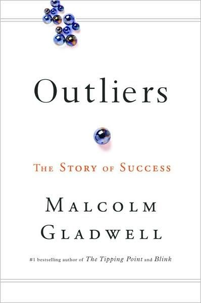 Outliers: The Story of Success by Malcolm Gladwell. One of my all time favorite books. It is one of those books that allows the reader to look at life through a different lens and proposes answers for questions that haven't even been asked yet.