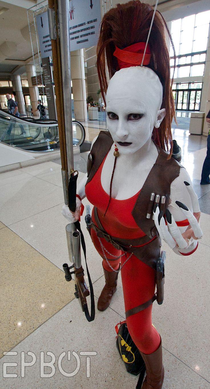 Celebrity star wars cosplay