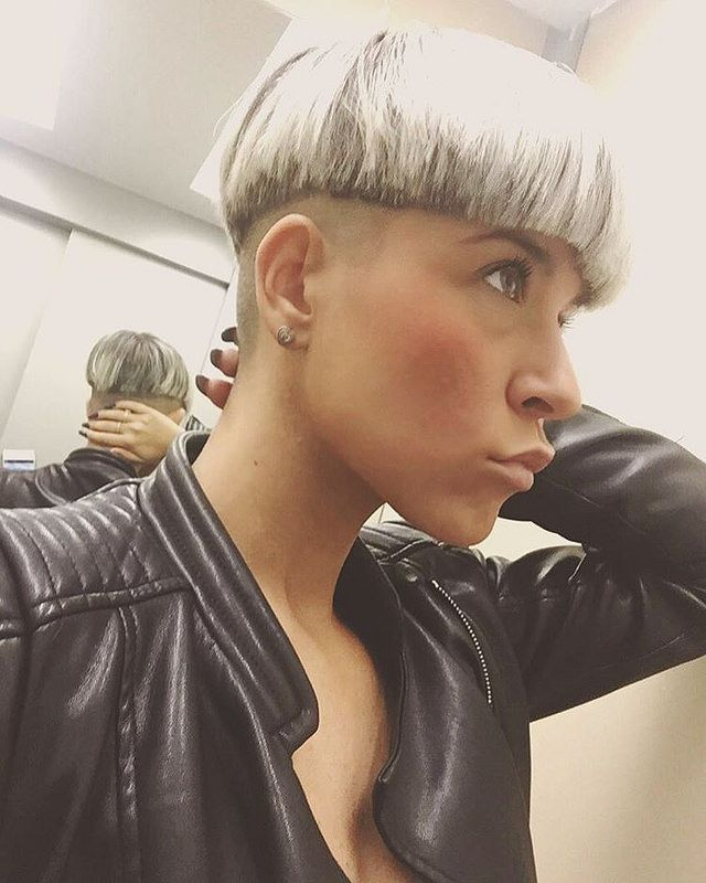hair cutting style for 25 best ideas about chili bowl haircut on 3729