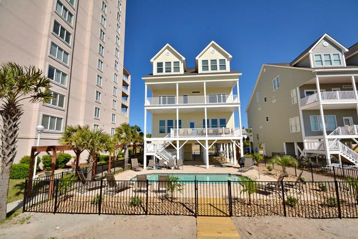 272 Best Images About Beach Vacation Homes On Pinterest