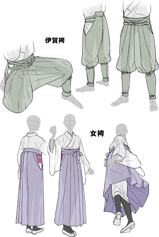 Character Design References Pdf : Best character outfit asians traditional clothes