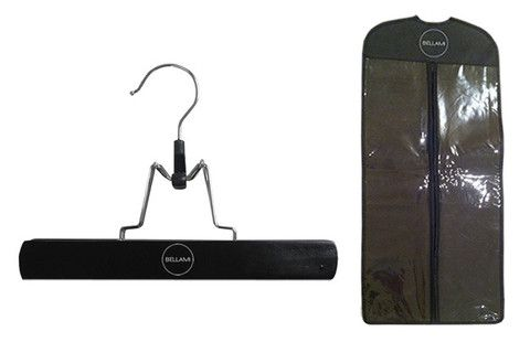Bellami Hair Extensions Carrier & Hanger