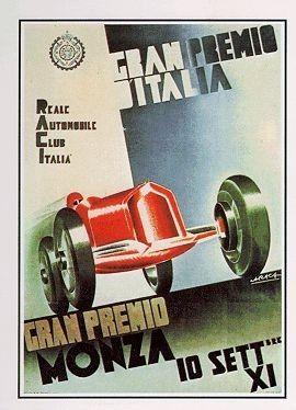 Italian Grand Prix / Monza / 1933