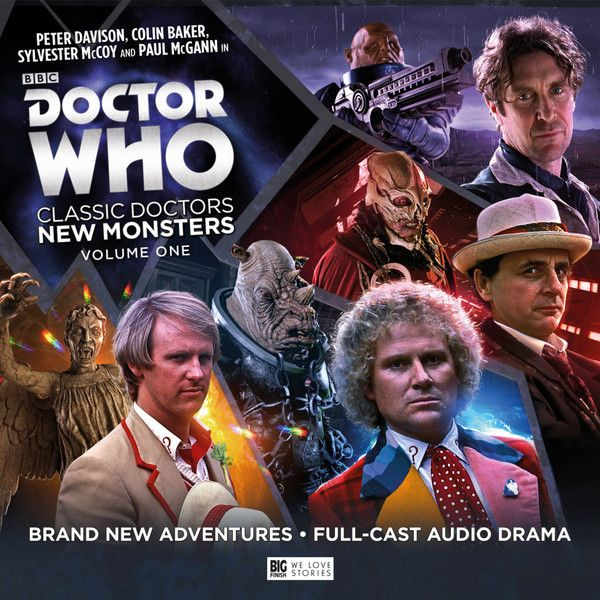 1. Classic Doctors, New Monsters Volume 01
