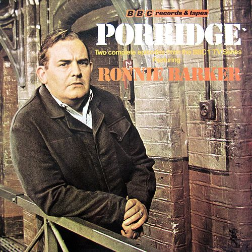 Ronnie Barker - Porridge, wonderful memories of a fantastic cast: Barker, Fulton Mackay, Richard Beckinsale et al.