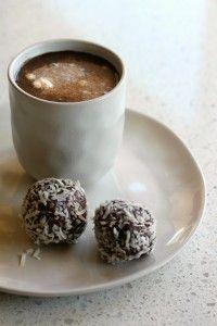 Amazeballs with a creamy Crio Bru