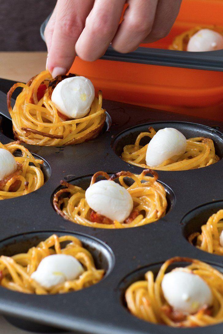 Giada's Ingenious Hack Will Change the Way You Eat Leftover Spaghetti