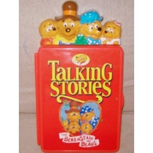 1994 Berenstain Bears Talking Stories Electronic Story Book - did you have one?