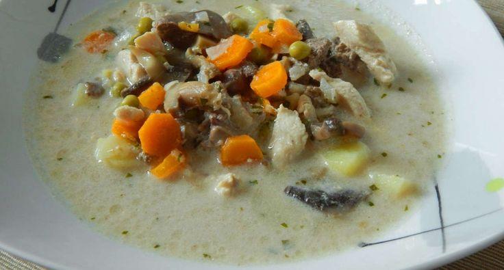Legényfogó leves recept | APRÓSÉF.HU - receptek képekkel