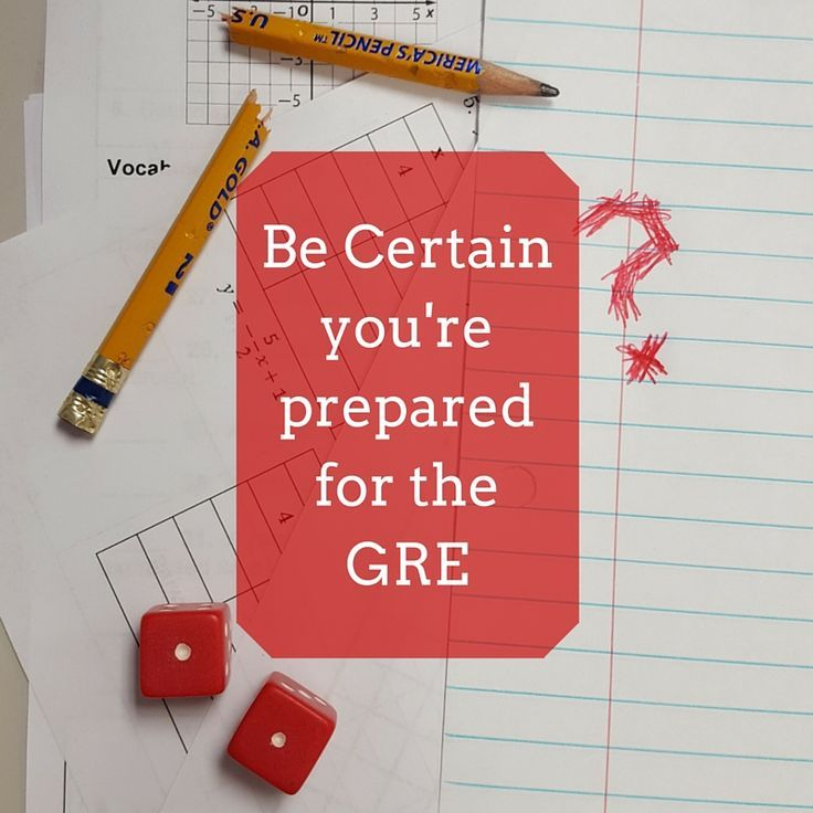 Pro advice for making your best GRE score