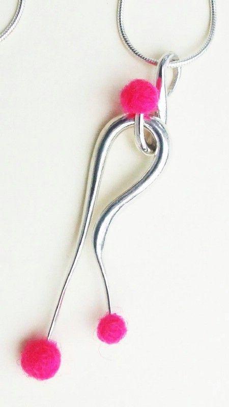 Mini Fuzzy - Necklace