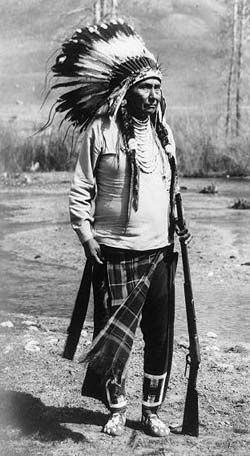 Chief Joseph the Younger - Two of the most famous Native American leaders in America are Chief Joseph the Elder and Chief Joseph the Younger of the Nez Perce tribe.