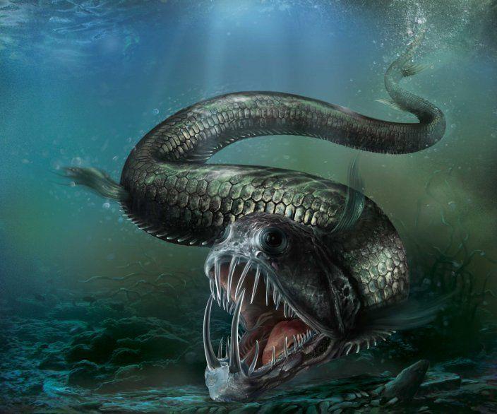 viper fish by dasgopal.deviantart.com