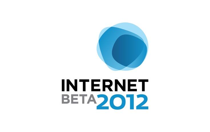 Internet Beta 2012 - oficjalne logo  #internetbeta #poland #conference #internet #technology
