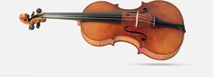 Fine new viola Мастеровой альт работы Бадьярова
