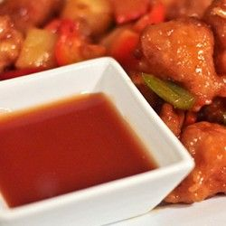 Sweet and Sour Sauce