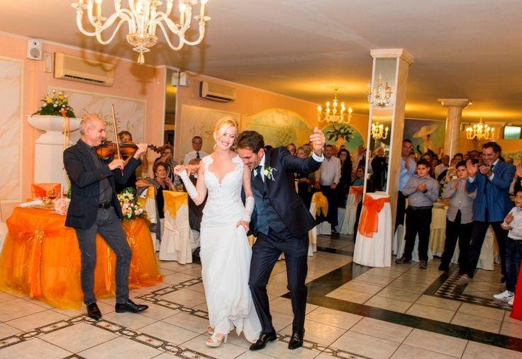 matrimonio di Valentina e Daniele con la musica del gruppo di Paolo e Dalila Live