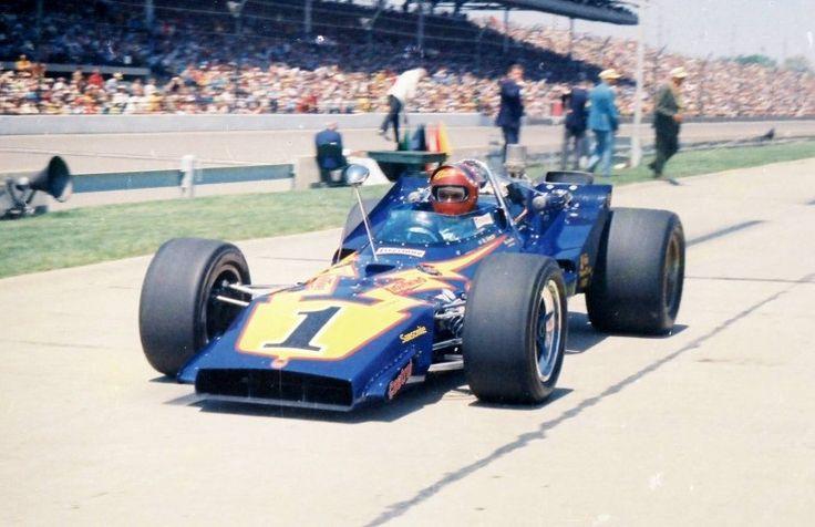 1971 indianapolis 500 indy car racing indy cars racing
