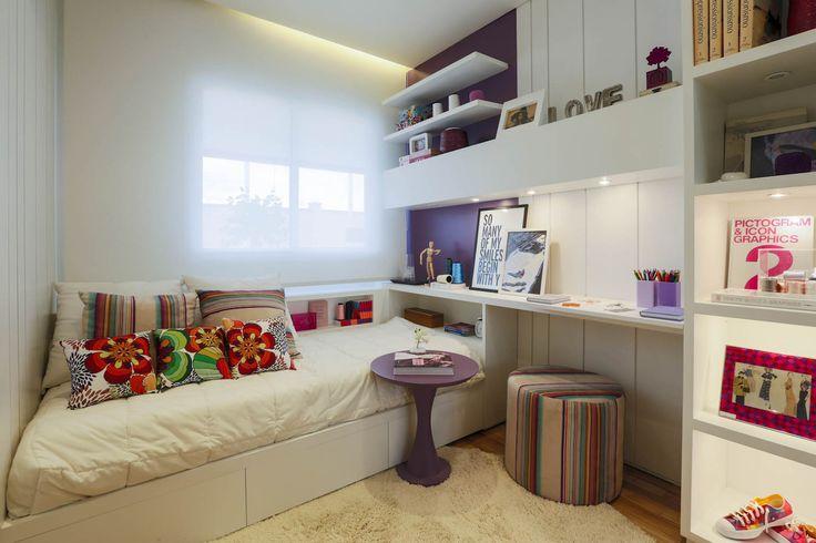 Interior Design - Quarto - by Fernanda Marques