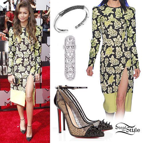Zendaya: 2014 MTV Movie Awards Outfit