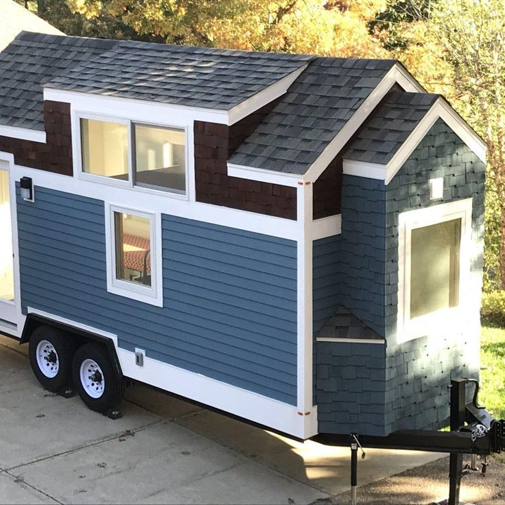 Titled and licensed as an RV The house is currently in Madison, WI. Delivery may be available (always looking for a good excuse for a road trip) We are a private seller and do not offer financing. Tiny house / RV financing may be available through Lightstream To set up a showing (FaceTime showings available),…