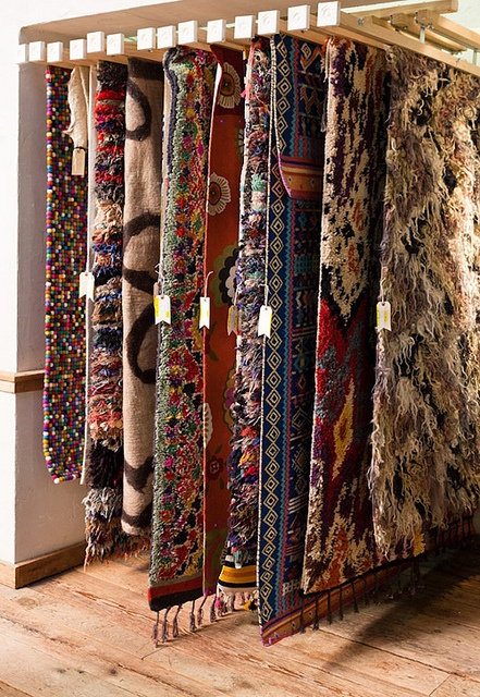 I'll take one of each please.Anthropology Rugs, Cozy Rugs, Apartments Ideas, Wooden Floors, Living Room, Anthropologie Rugs, Hanging Textiles, Decor Concept, Decor Shops