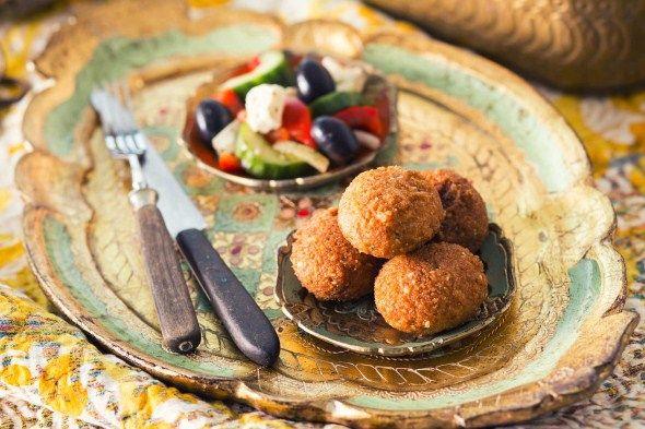 Sweet potato balls / Bataattipallerot, resepti – Ruoka.fi