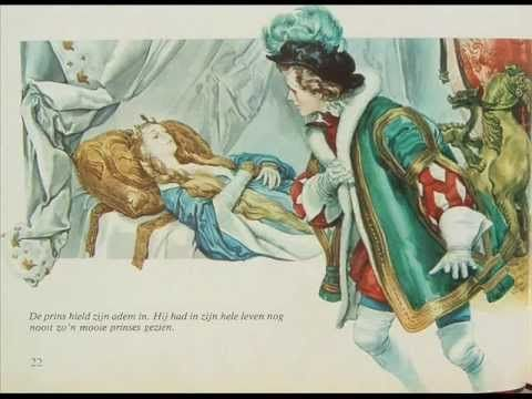 Doornroosje - Sprookje van Charles Perrault met plaatjes