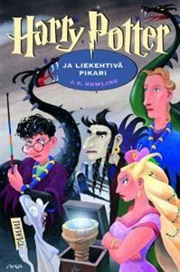 Harry Potter ja liekehtivä pikari (Vain kovakantisena!) Käytetyt ok :)