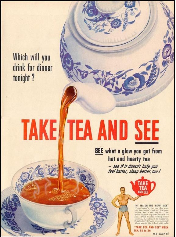 Tata tea ad analysis