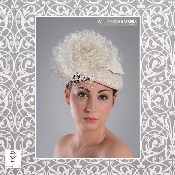 #шляпка дизайнера @williamhats из кружев #mybtextiles #fabric #Fashion #Women #luxury #hat #lace #decoration #style