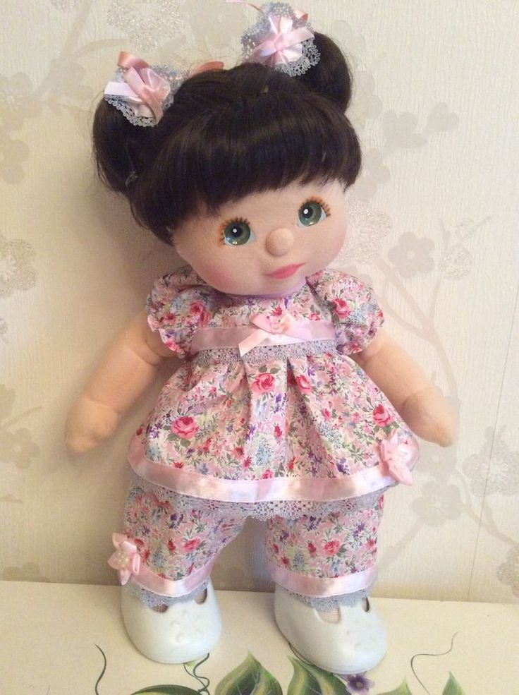 PRETTY IN PINK OUTFIT TO FIT MY CHILD DOLL