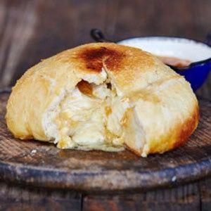 Camembert-bread