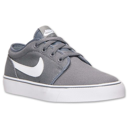Nike Gray Casual Shoes