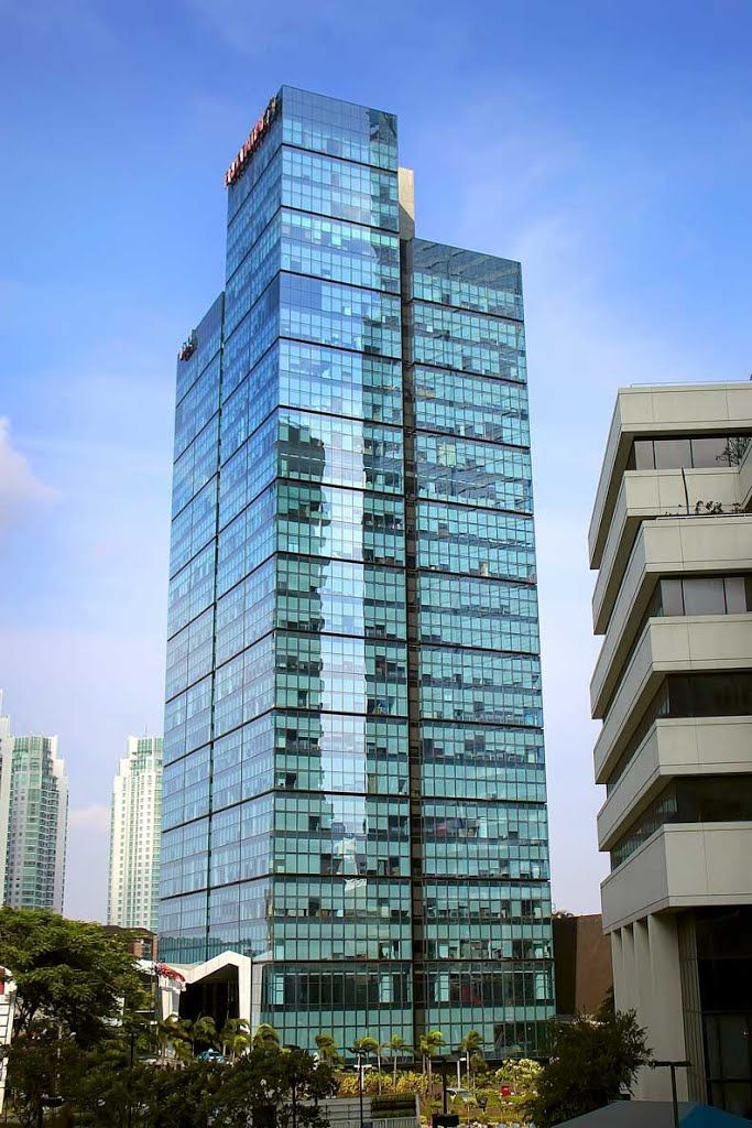 Prudential Life Building , Jakarta, @ Ikung Adiwar