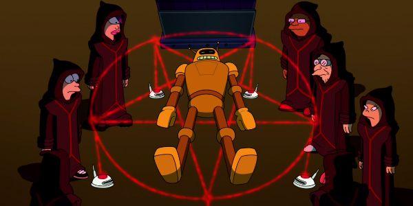 """Futurama Season 7, Episode 21 Review: """"Calculon 2.0″"""