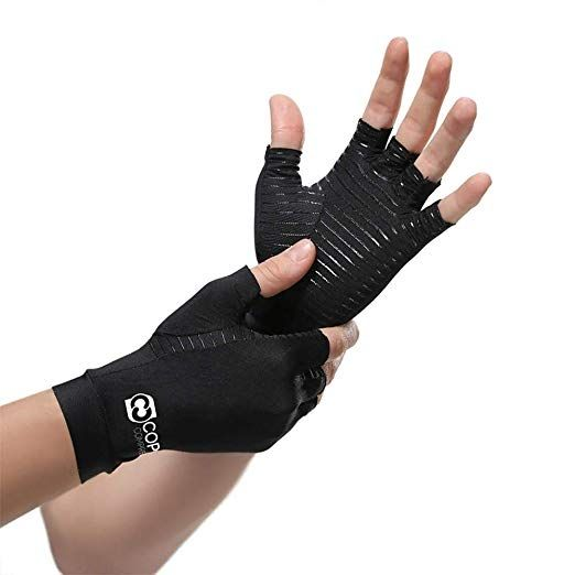 Amazon Com Copper Compression Arthritis Gloves Guaranteed
