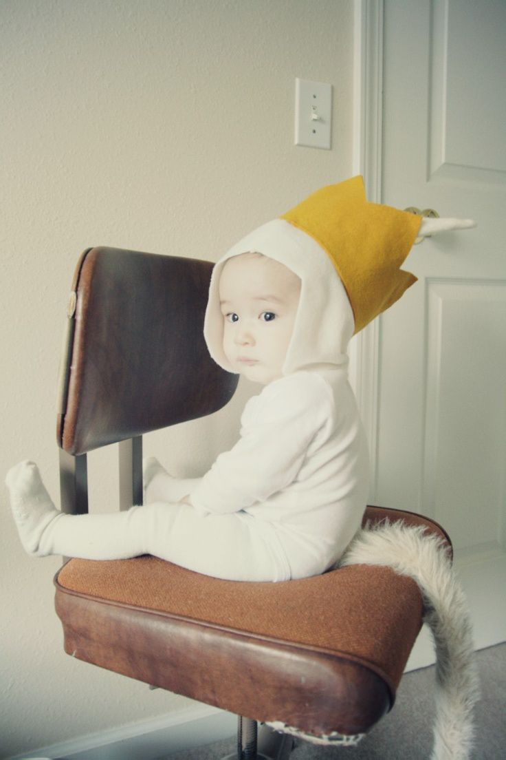 Where The Wild Things Are / Kids Costume... okay i would LOVE to do this with Finlee but i'm not sure if people would know who she was!