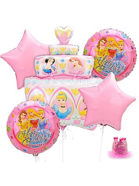 Disney Princess Party Balloon Kit